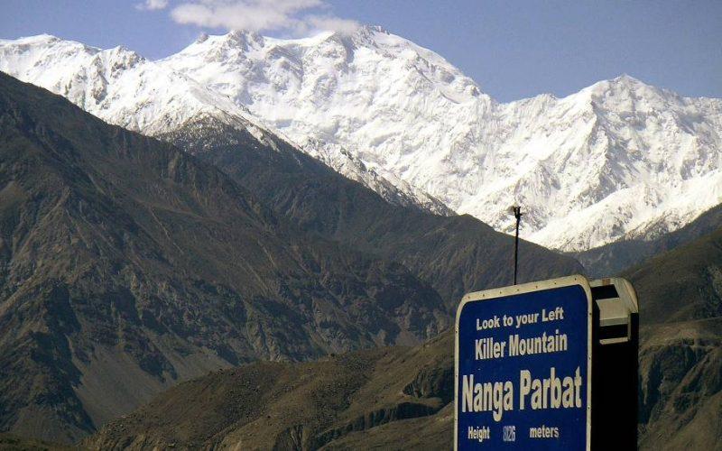 W cieniu Nanga Parbat