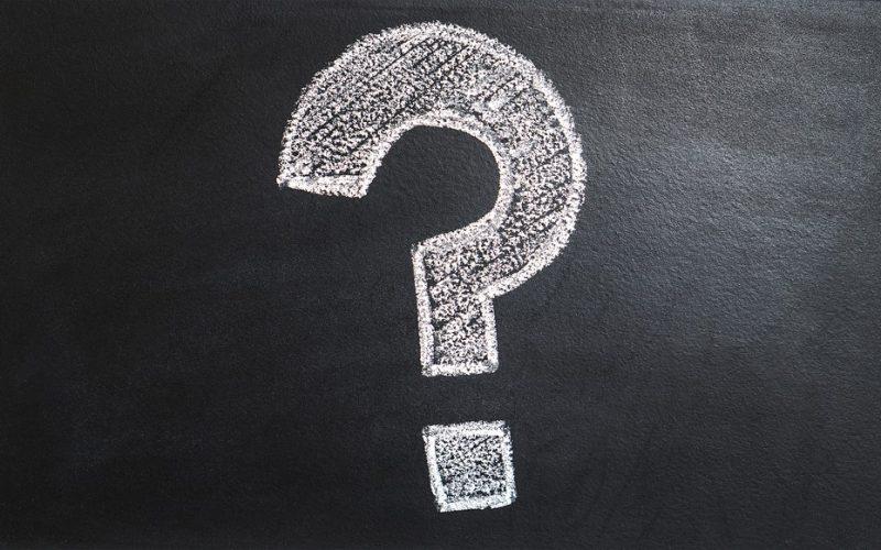 Zadać sobie dobre pytanie