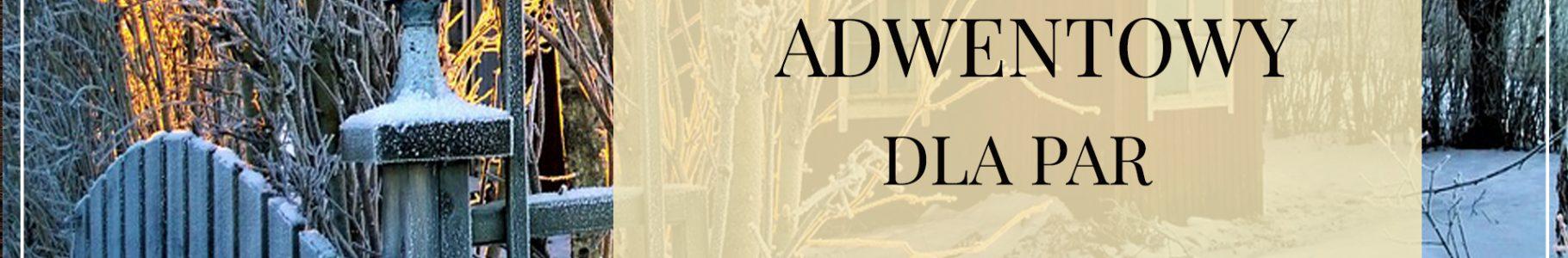 Kalendarz adwentowy dla par