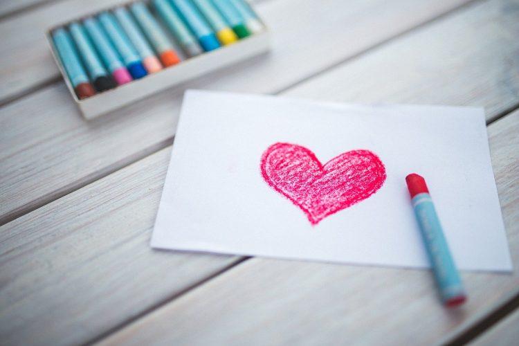 Twoje imię na liście osób, które kochasz