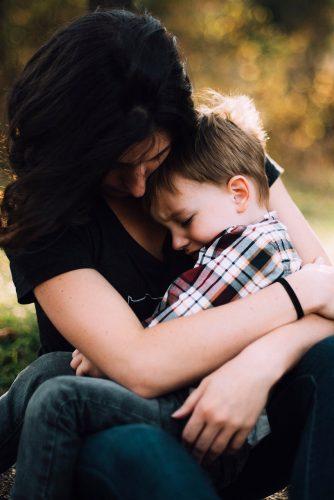 O co prosi twoja bezradność, kiedy krzyczysz na dzieci